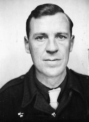 Fritz Wüthrich wechselte von der Fremdenlegion in den Widerstand.