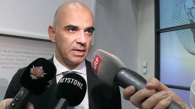 Gesundheitskosten: Alain Berset kündigt weitere Massnahmen an