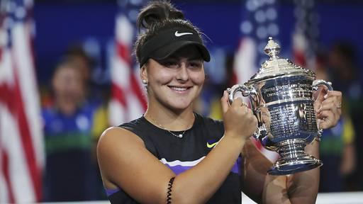 Auch Titelverteidigerin Bianca Andreescu nicht am US Open