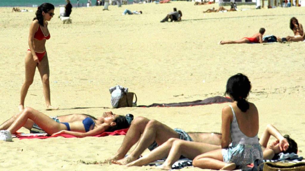 Badeferien in Andalusien:  Spanien ist nach Frankreich das meistbesuchte Urlaubsland der Welt. (Archivbild)