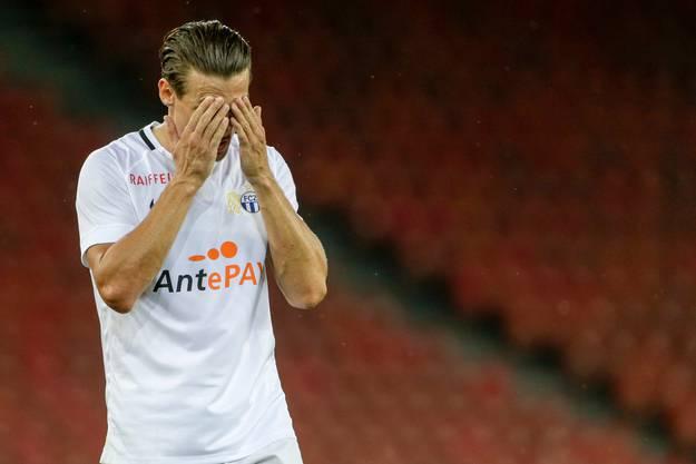 Der FC Zürich spielt im Moment wenig berauschend. Benjamin Kololli (im Bild) bildet oft eine Ausnahme.