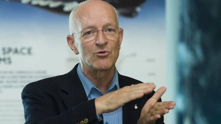 Astronaut Claude Nicollier: «In unserem Fall wäre der Aufprall aller Wahrscheinlichkeit nach fatal gewesen.» (Archivbild)
