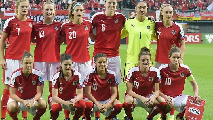 Österreichs Frauen-Team darf weiter träumen