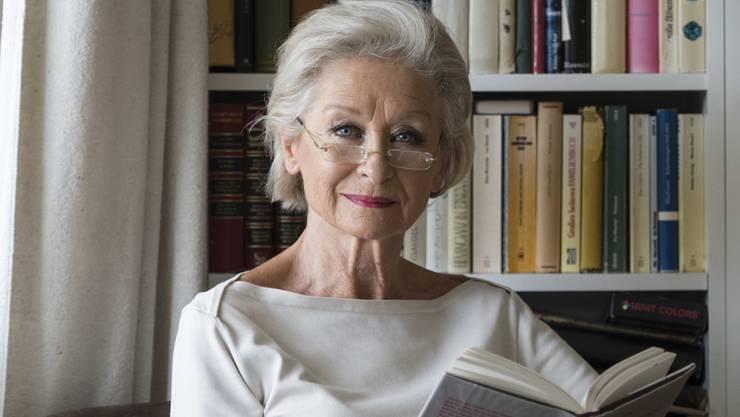 Heidi Maria Glössner ist zwar gebürtige Deutsche, fühlt sich aber durch und durch schweizerisch. Deshalb war auch Hollywood nichts für sie: zu oberflächlich, zu angeberisch. (Archivbild)