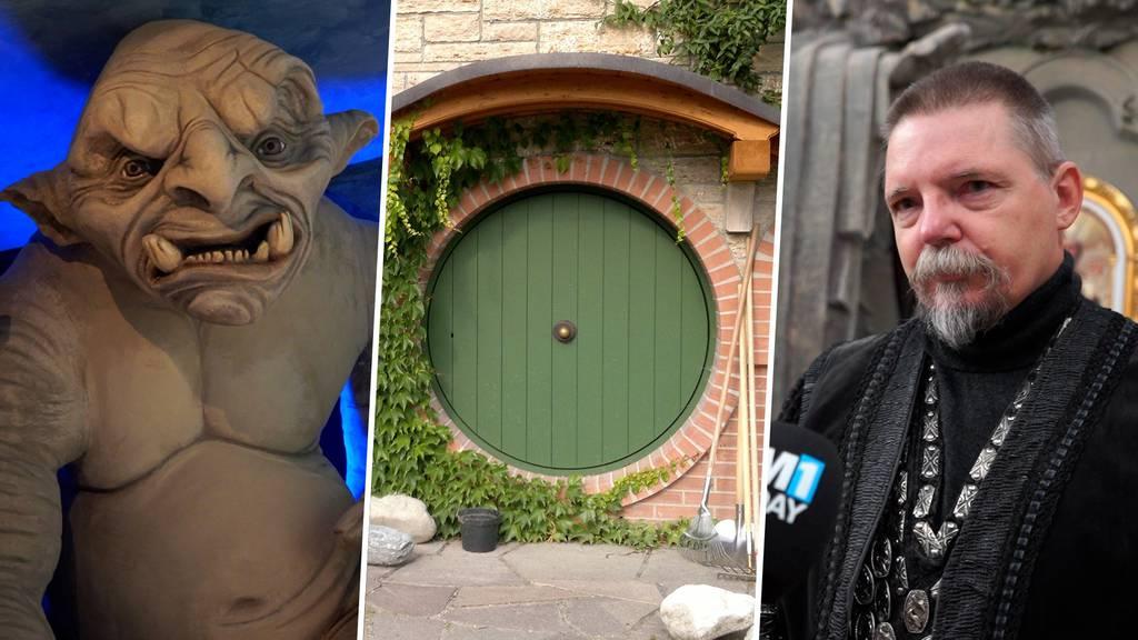 Elben und Orks: So sieht das grösste Mittelerde-Museum der Welt aus