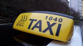 Der neue Taxibalken muss bis spätestens 1. Januar 2019 montiert sein.