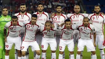Tunesien qualifizierte sich als letztes afrikanisches Team für die Fussball-WM 2018 in Russland