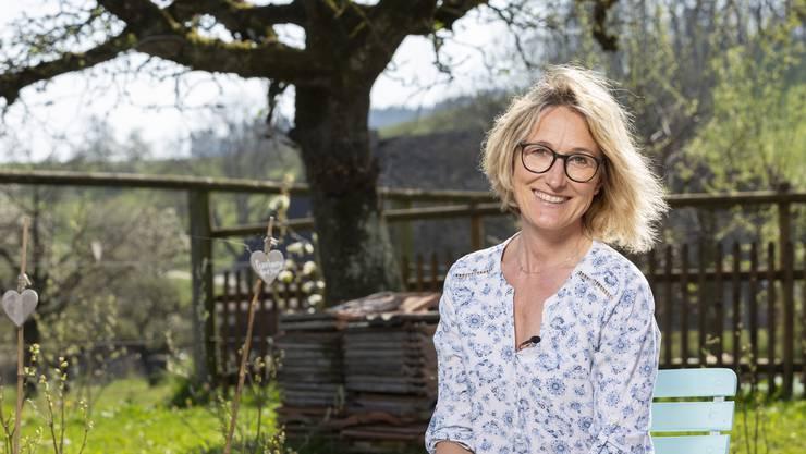 """Susanne Hochuli: """"Auf dem Land fällt einem der Umgang mit den Corona-Massnahmen etwas leichter."""""""