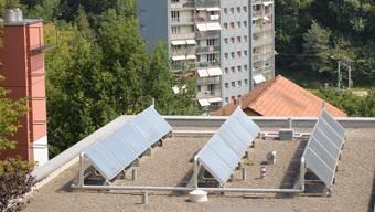 Insgesamt will die Regierung 12 Millionen Franken für das Förderprogramm Energie bereitstellen.