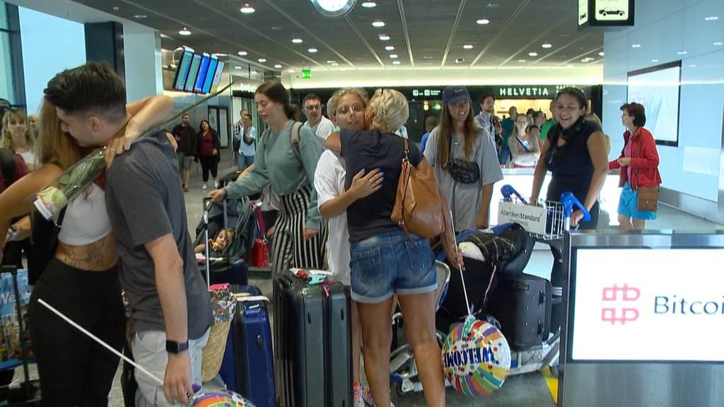 110'000 Passagiere am Flughafen: Das sind ihre Souvenirs