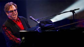 Elton John: «Ich mache einfach nur Musik, die sich für mich gut anfühlt.»