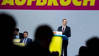 Volker Wissing ist neuer FDP-Generalsekretär. Foto: Bernd von Jutrczenka/dpa