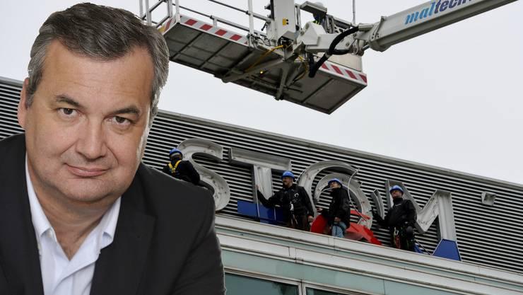 Alstom-Manager Philippe Cochet