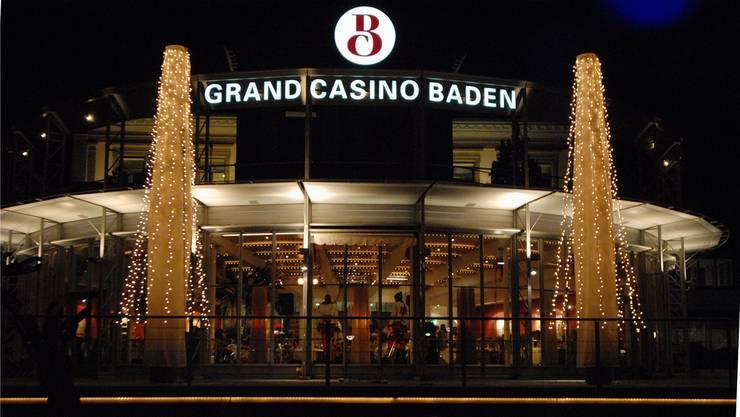 Die Stadt Baden ist am Grand Casino beziehungsweise an der Stadtcasino Baden AG beteiligt. (Archiv)