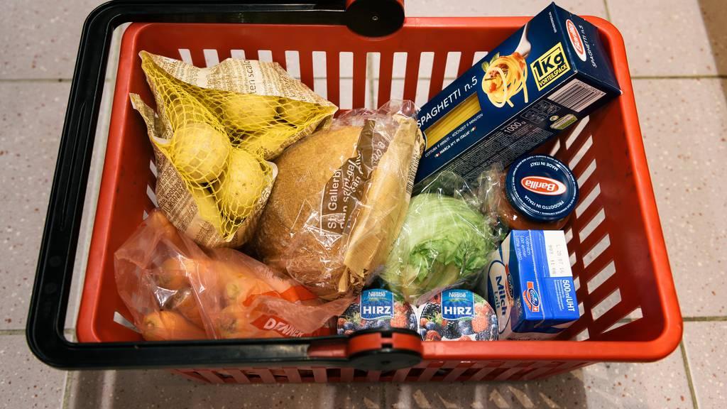 Die Konsumentenpreise sind im März leicht gestiegen