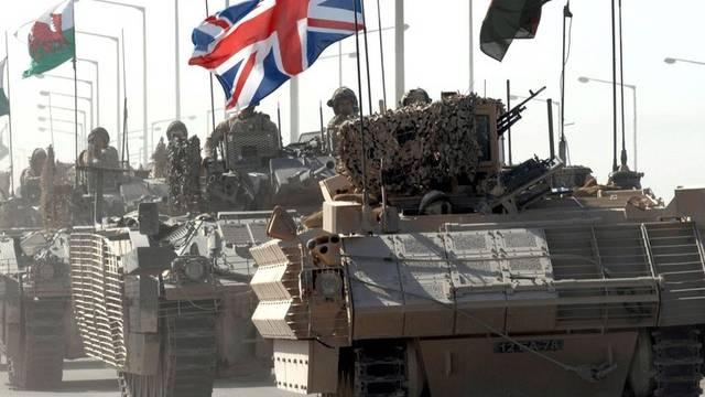 Acht Jahre nach dem Einmarsch in den Irak haben die letzten britischen Soldaten das Land verlassen (Archiv)