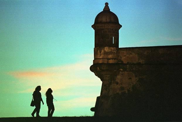 Bei Touristen ist sie wegen ihrem hohen Wiedererkennungswert ein beliebtes Foto-Objekt.