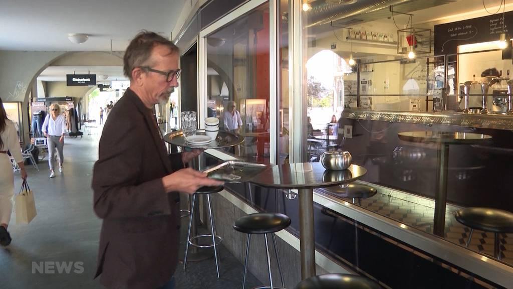 Berner Restaurants im Winter: Stadt Bern verbietet Heizstrahler