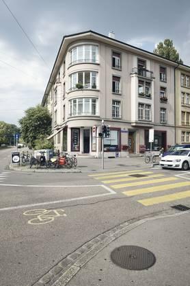 Kurierzentrale in der Dachsfelderstrasse. (Archivbild)