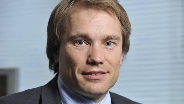 Lukas Golder ist Politologe und Co-Leiter des Meinungsforschungsinstituts gfs.bern. Die Solothurner Politlandschaft kennt er genau: Er wohnt in Feldbrunnen.