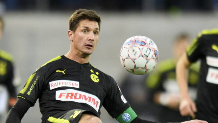Milan Vilotic spielt künftig für St. Gallen
