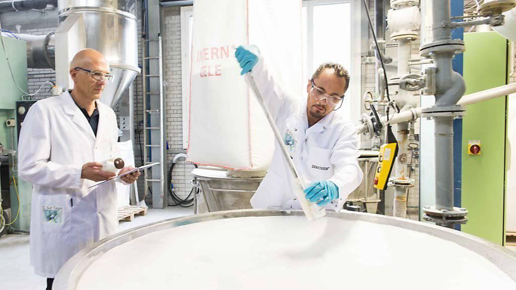 Zuwachs für die Chemiesparte von CPH: Die Luzerner Industriegruppe übernimmt die chinesischen Firma Jiangsu Alsio Technology.