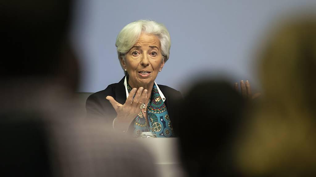 EZB bestätigt tiefe Zinsen im Euroraum