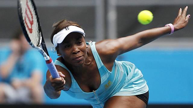 Venus nicht am French Open