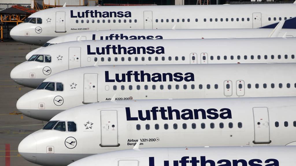 Lufthansa-Chef ist zu Schlichtung bereit