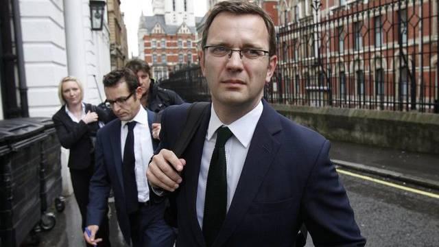Der frühere Medienberater von David Cameron: Andy Coulson (Archiv)