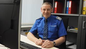 «Das einheitliche IT-System ist eine gute Sache»: Werner Bertschi, Chef Polizei Oberes Fricktal.