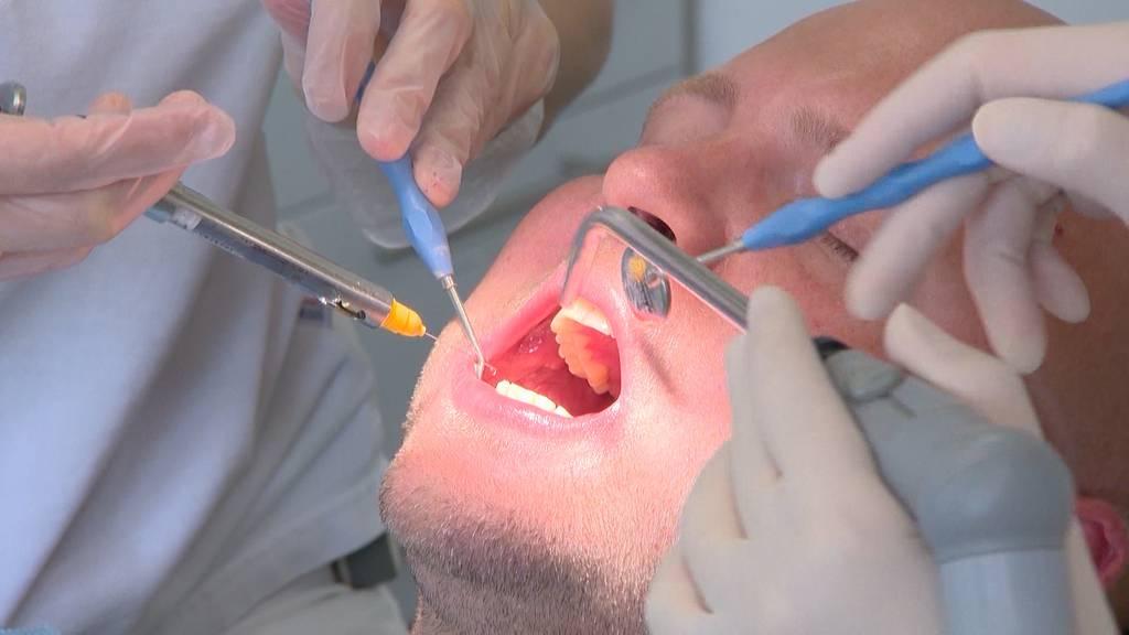 Angst vor dem Zahnarztbesuch