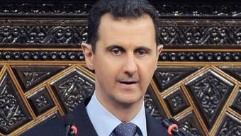 Baschar al-Assad (Archiv)