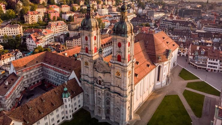 Der St. Galler Klosterplan ist perfekt: Warum wurde es nie gebaut?