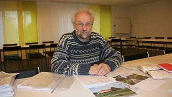 Markus Schmid, Kantonaler Beauftragter für Heimatschutz