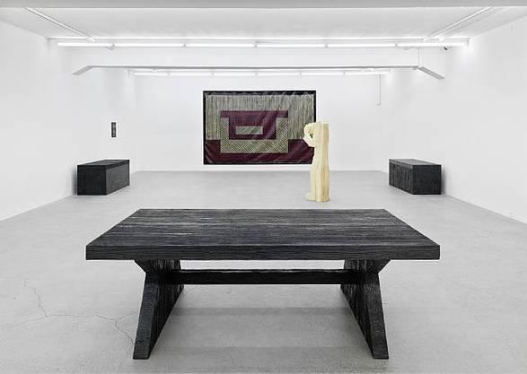 Exhibition View 2009 Gesehen bei artnet.com