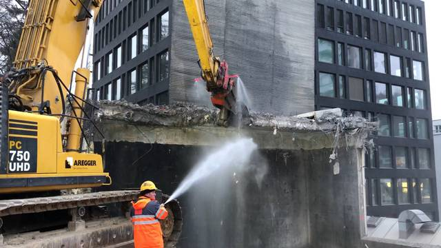 Baustelle Burghalde
