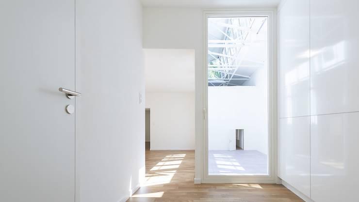 Die Zahl leerer Wohnungen hat im Kanton Aargau weiter zugenommen.