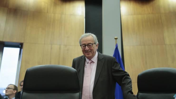 Der Luxemburger Jean-Claude Juncker gibt am Samstag sein Amt als EU-Kommissionspräsident nach fünf Jahren an die Deutsche Ursula von der Leyen ab. (Archivbild)