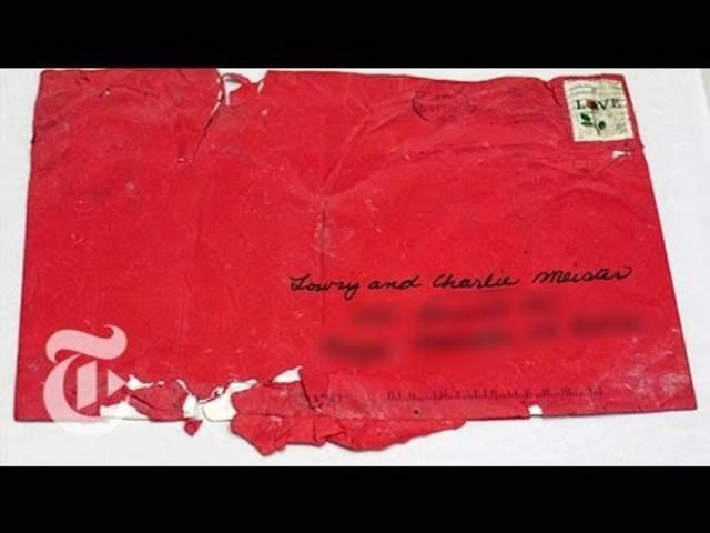 Der Brief, der 9/11 überlebte – und zugestellt wurde