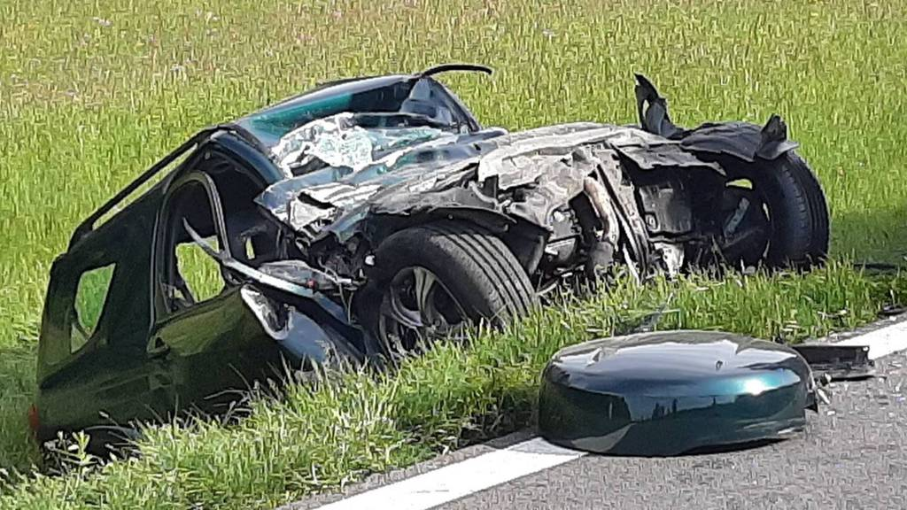 Tödlicher Unfall auf offener Strecke