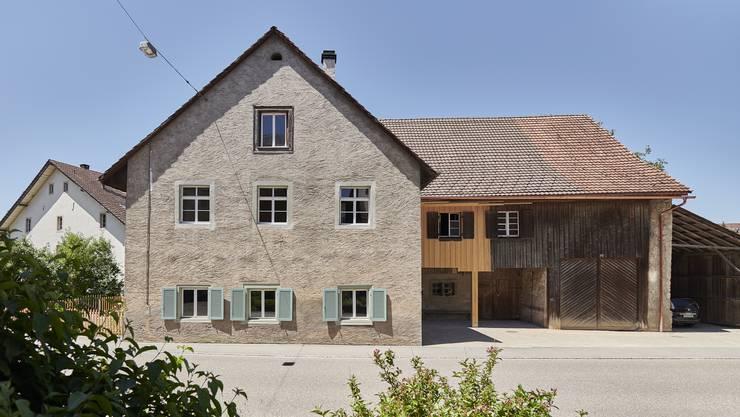 Das Flederhaus in Wegenstetten
