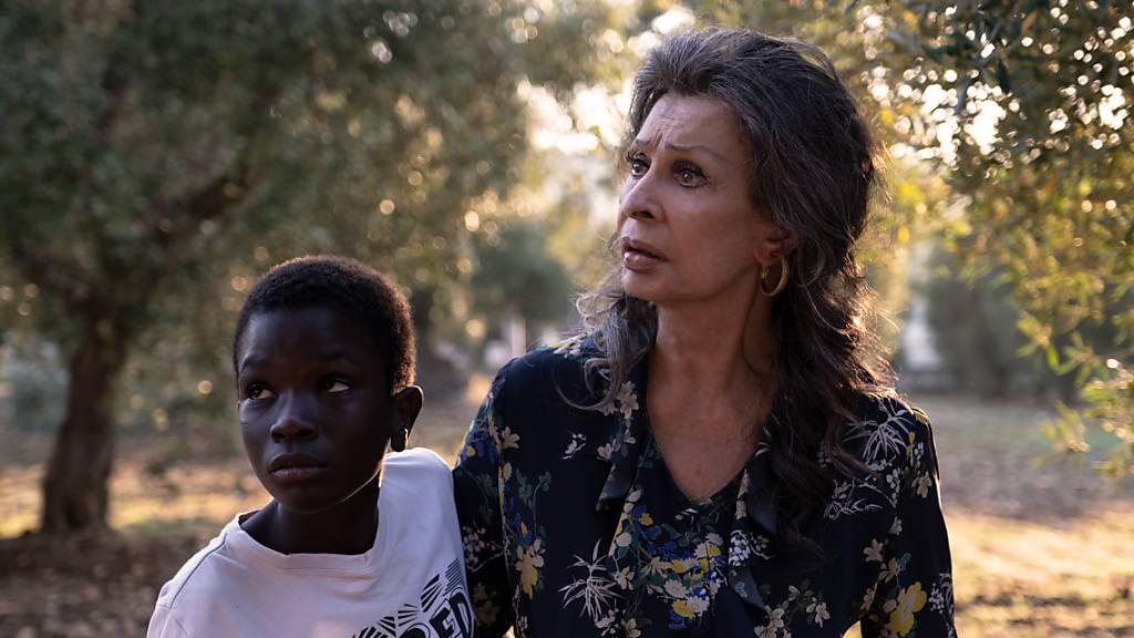 Sophia Lorens neuer Film ist weltweit Netflix-Erfolg