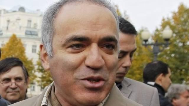 Hat eine Alternativheimat gefunden: Garri Kasparov (Archiv)