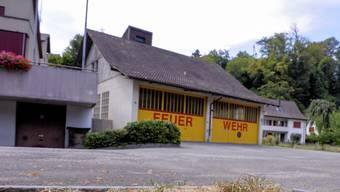 Das Feuerwehrmagazin in Reigoldswil soll wegen baulicher Mängel mittelfristig abgerissen werden.