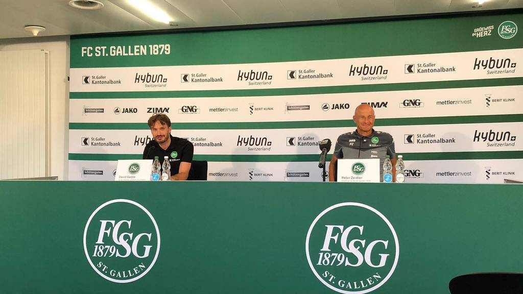 FCSG gegen flatterhaftes Sion: «Drei Punkte sind klares Ziel»