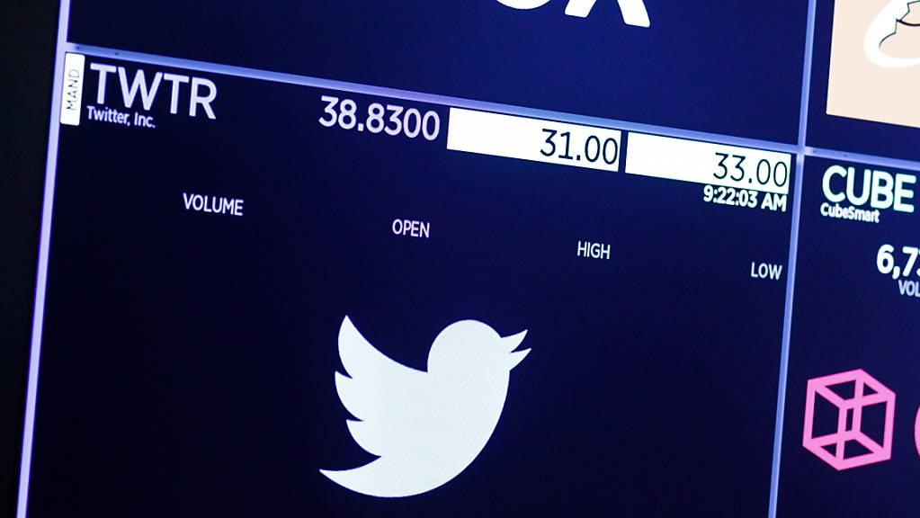 Der Social-Media-Dienst Twitter wird neu ein Banksymbol einführen, damit Nutzerinnen und Nutzer die Möglichkeit haben, dem Betreiber ein Trinkgeld zu zahlen. (Symbolbild)