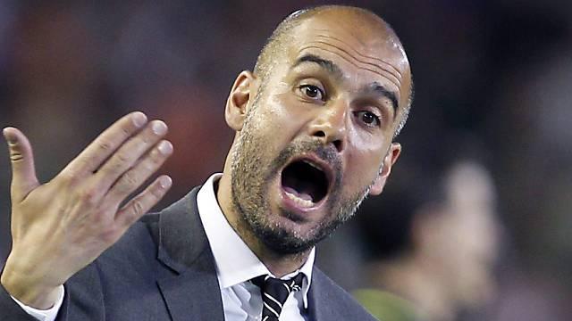 Pep Guardiola ab nächster Saison Trainer beim FC Bayern München.