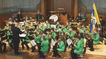 Musiktag Bonstetten Stadtmusik Dietikon
