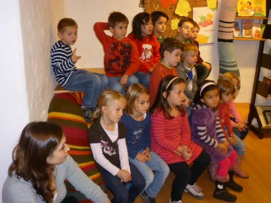 Kindergarten Weihermatt, Mellingen